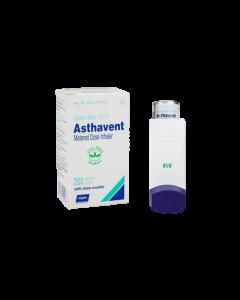 ASTHAVENT INHALER 200 DOSE