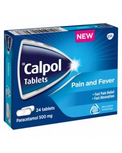 CALPOL TAB 24