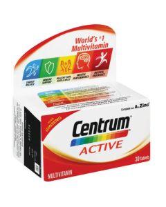 CENTRUM MULTIVITAMIN ACTIVE 30 TAB