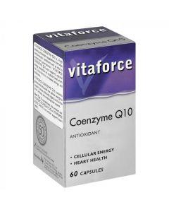 COENZYME Q10  60'S  VITAFORCE