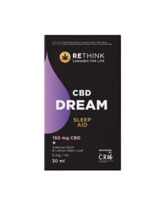 RETHINK CBD DREAM OIL 150MG 30ML