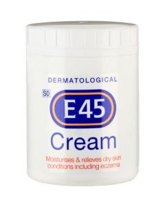 E45 CREAM 500G JAR