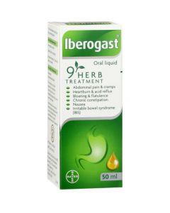 IBEROGAST ORAL   LIQUID 20ML
