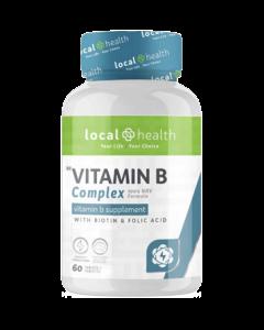 Local Health B Complex 60 TABS