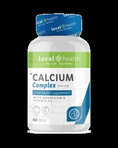 Local health Calcium Plus 60 TABS