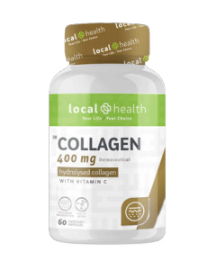 Local Health Collagen 60's Caps