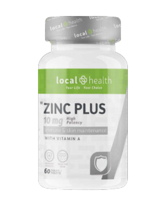 Local Health Zinc TAB 60's