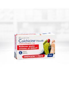 COLCHICINE HOUD 1MG TAB 6