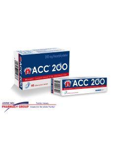 ACC 200 TAB 40
