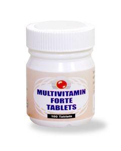 MULTIVITAMIN RED FORTE 100 PORTFOLIO