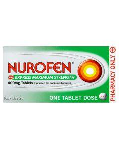 NUROFEN EXPRESS TABS 24