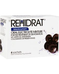 REHIDRAT 6 PACK BLACK CURRANT