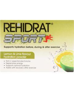 REHIDRAT 6 PACK   SPORT LEMON LIME