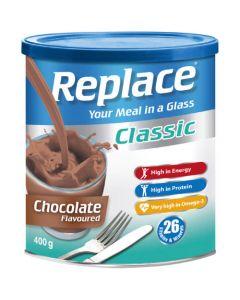 REPLACE 400G CHOCOLATE