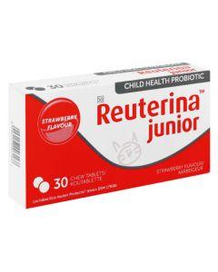 REUTERINA JUNIOR CHEW TAB 30