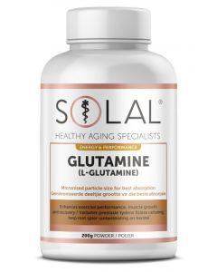 SOLAL GLUTAMINE POWDER 200G