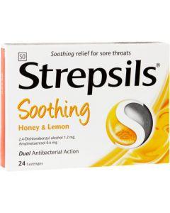 STREPSILS 24'S HONEY