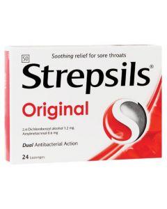 STREPSILS 24'S REGULAR
