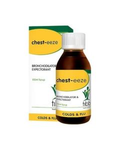 TIBB CHEST EEZE SYRUP 100ML